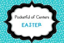 Easter PreK-1 / Easter ideas for the kindergarten classroom