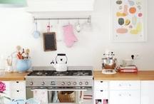 Kitchens / by Una cucina tutta per sé (Blog)