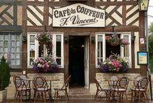 Café and restaurants / by Una cucina tutta per sé (Blog)
