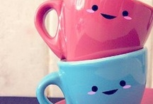 Lovely mugs / by Una cucina tutta per sé (Blog)