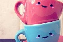 Lovely mugs / by Una cucina tutta per sé (Blog)