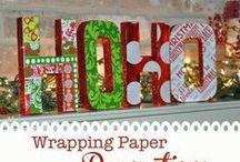 Christmas Decorating / My favourite Christmas decorating ideas