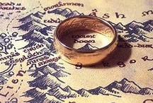 Lord of the Rings :D / by Monica