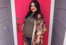 9 months of glow-maternity / by Cindy Garcia