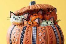 Halloween / All things Halloween; decorations, crafts, and recipes / by Sue Sharples