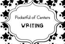 Writing in Kindergarten / Writing ideas for kindergarten