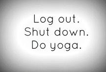 Yoga/Meditation / by Samantha Palmer