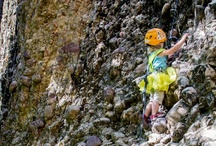Family Climbing / #OutdoorFamilies climbing and hitting the crags together. / by Tanya Koob