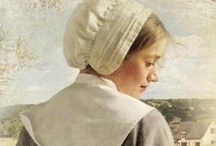 Novel: The Preacher's Bride / Historical Romance (2010 Bethany House Publisher). Book Description: In 1650s England, a young Puritan maiden is on a mission to save the baby of her newly widowed preacher. Yet Elizabeth's new role as nanny takes a dangerous turn when John's boldness from the pulpit makes him a target of his enemies. They draw Elizabeth into a deadly web of deception. Finding herself in more danger than she ever bargained for, she's more determined than ever to save the child--and man--she's come to love.