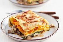 Lasagna party / by Una cucina tutta per sé (Blog)