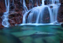 Waterfalls / by Tammie Shepherd