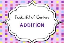 Addition in Kindergarten / Addition ideas to use in the classroom