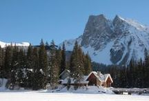 Canadian Rockies Resorts / Resorts and Lodges in the Canadian Rockies