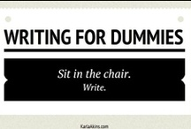 Writerly Humor