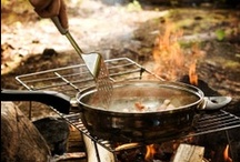 Camp Cooking / Follow my other Camping board for regular camping stories and pins.   This one is 100% cooking.  / by Tanya Koob