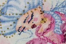 AKP - Marie Antoinette / Suivez notre SAL en kit Prestige sur le thème de Marie-Antoinette à partir de Septembre 2013