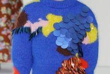 Tricot & crochet / Knitting / Tricot & crochet Tuto DIY Tricotin pompon