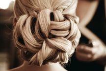 Bryllup -hår