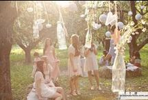 Midsummer Nights Dream wedding / Fairly like outdoor enchanted wedding / by Holly Whitehead