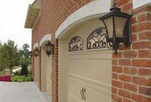 Aker Doors - Carriage House Doors