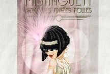 AKP - Mistinguett / Abonnement Kit Prestige 2014 : Mistinguett