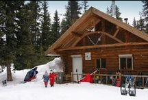 Winter Camping / Winter Camping and Backpacking, Cold Weather Camping, Huts and Cabins in winter