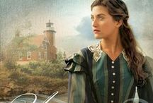 Novel: Undaunted Hope / Bethany House, January, 2016: Tessa Taylor arrives in 1870s Upper Peninsula, Michigan, planning to serve as a new teacher to the town. Much to her dismay, however, she immediately learns that there was a mistake, that the town had requested a male teacher. Determined to become indispensable, Tessa throws herself into teaching, and soon the children of the widowed lighthouse keeper have decided she's the right match for their grieving father.