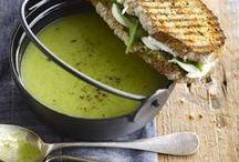 Recipes...soup vegan / vegetarische soep recepten