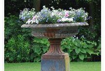 outsite pot and planter