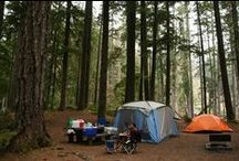 Camping - North America / Camping in Canada and the United States The Best Campgrounds across North America