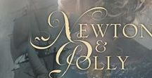 Novel: Newton and Polly / Waterbrook, September, 2016: Now remembered as the author of the world's most famous hymn, in the mid-eighteenth century as England and France stand on the brink of war, John Newton is a young sailor wandering aimlessly through life. His only duty is to report to his ship and avoid disgracing his father—until the night he hears Polly Catlett's enchanting voice, caroling. He's immediately smitten and determined to win her affection.