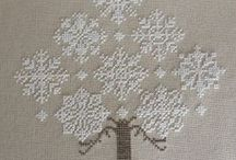 Embroidery... cross-stitch