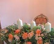 Jacqui O Ceremony flowers