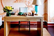 Home Office / Gorgeous work spaces to fuel my creative juices! / by the Queen City Style