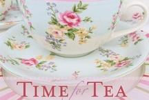Time 4 Tea / by B. Kaspr