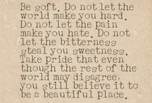 Words. / by Lorena Grundy