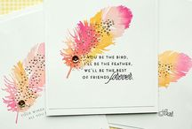 Cards I admire ♥ / by Marlou McAlees