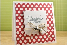 Christmas cards & tags ♥♥ / by Marlou McAlees