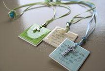 Handmade bookmarks ♥ / by Marlou McAlees