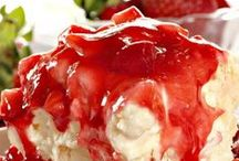 Decadent Desserts / Some of the richest, most decadent desserts are included here!