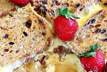 Yummy Breakfast Ideas / Try one of my yummy breakfast ideas for your next special occasion breakfast!