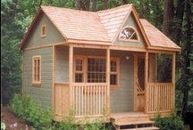 Favorite Tiny Spaces / So in love with the idea of Tiny Living / by Linda Jackson Wine Spradlin