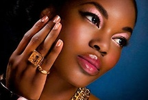 Black Beauty / The many shades of me. Timeless Ethnic Beauty