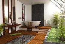 Home Design & Decor-Bathrooms / by Vonda McNulty