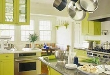 Home Design & Decor-Kitchens / by Vonda McNulty