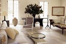 Home Design & Decor-Living rooms / by Vonda McNulty