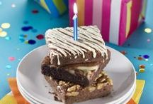 Birthday Favorites / Celebrating a very special day. / by Fairytale Brownies (Official)