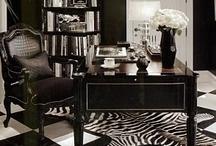 Home Design-Work Spaces / by Vonda McNulty