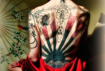 Art-Inked / Tattoos / by Vonda McNulty