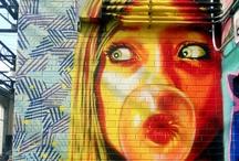 Art-Murals, Streetart / by Vonda McNulty